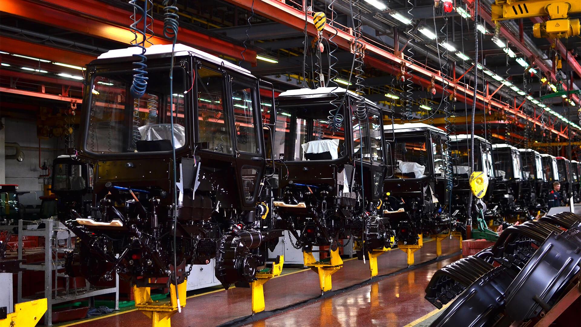 Turkish Manufacturing Property Boom