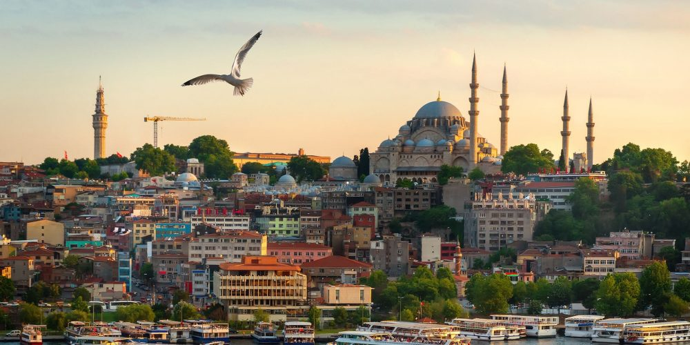 Istanbul Turkish CBI Trending